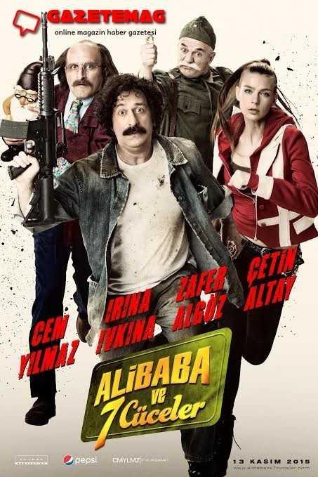 gazetemag-Ali Baba ve 7 Cüceler