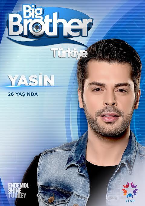 Big Brother Türkiye yasin