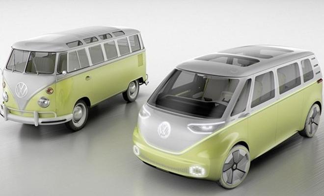 Volkswagen'in efsane Camper modeli geri dönüyor