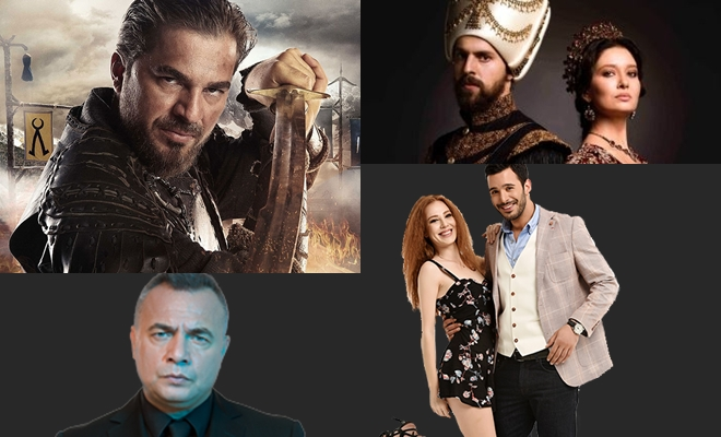 İŞTE! 2016'nın en popüler dizileri