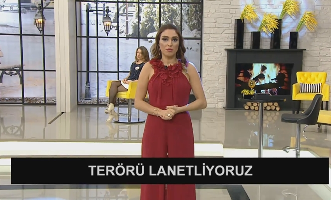 Zuhal Topal: Terörü lanetliyorum