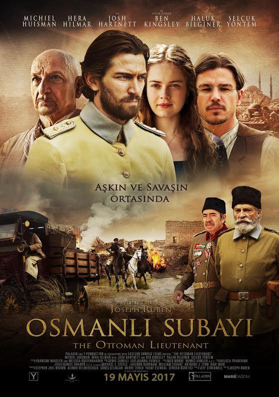 """""""Osmanlı Subayı"""" afişi ve fragmanı seyirciyle buluştu 1"""