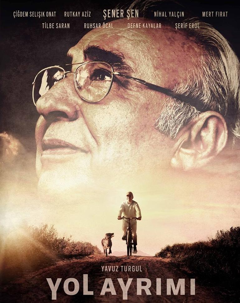 Şener Şen'in başrolünde oynadığı Yol Ayrımı filminin vizyon tarihi açıklandı 1