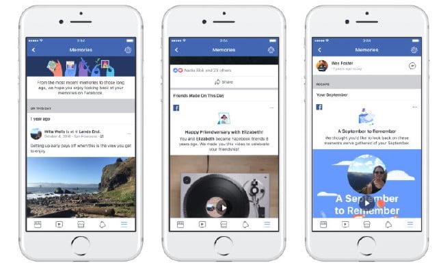 Facebook değişiyor 1
