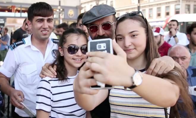 İŞTE! Yılmaz Erdoğan'ın 'Organize İşler 2' imajı 1