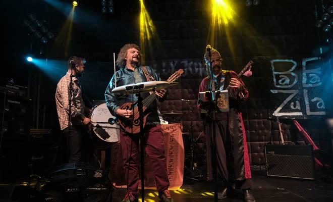 BaBa ZuLa'dan 'Antalya Jolly Joker'de baba şov 1
