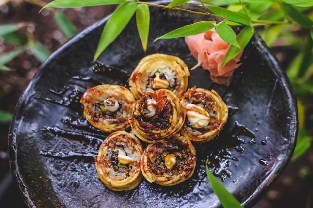 "Mitte'de her Salı ""Sushi Day"" ve ""Kimono Partisi"" 1"