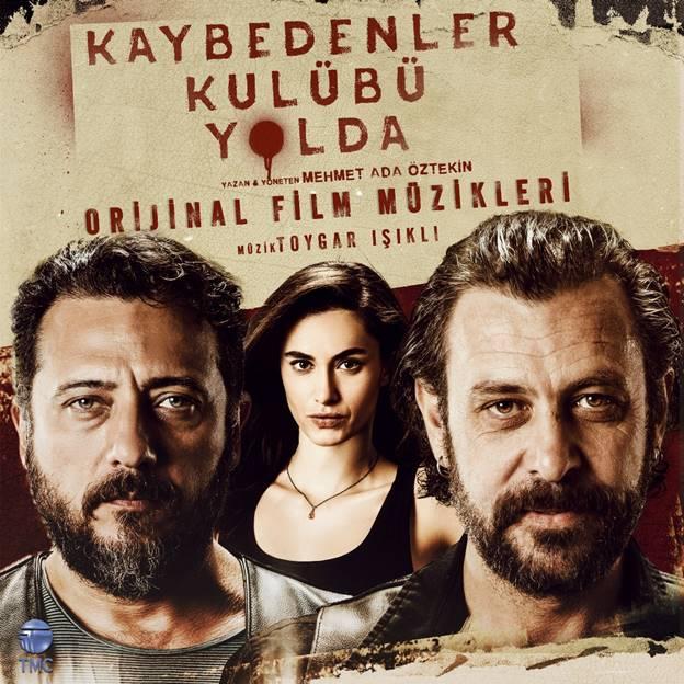 """""""Kaybedenler Kulübü Yolda"""" film müzikleri plak formatında raflarda 1"""