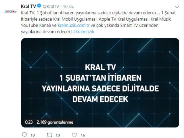 Kral TV ne zaman kapanıyor? 1