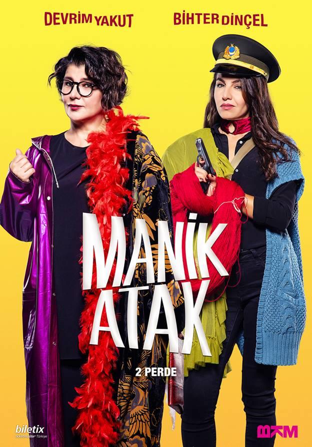 """Manik Atak"" turnede 1"