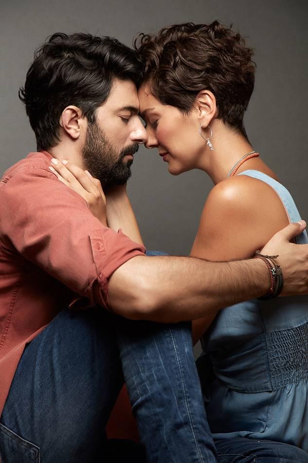 Engin Akyürek ve Bergüzar Korel, yılın aşk filmi için stüdyoya girdi 1