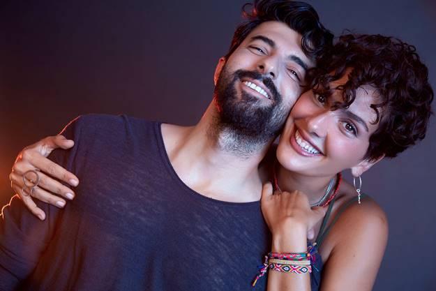 Engin Akyürek ve Bergüzar Korel, yılın aşk filmi için stüdyoya girdi 2