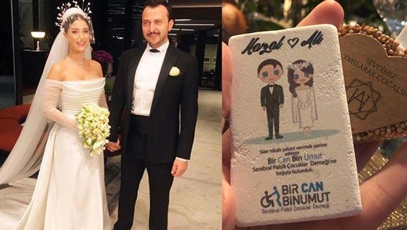 İŞTE! Hazal Kaya ve Ali Atay'ın düğün maliyeti 1