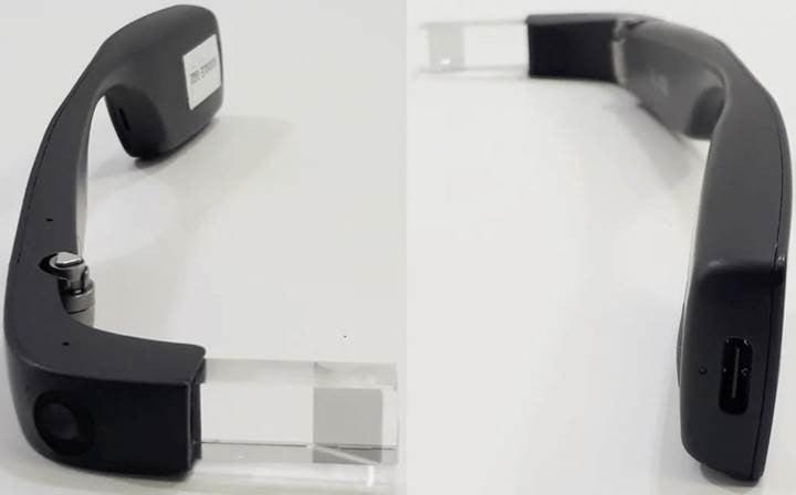 Yeni nesil Google Glass sızdırıldı 1
