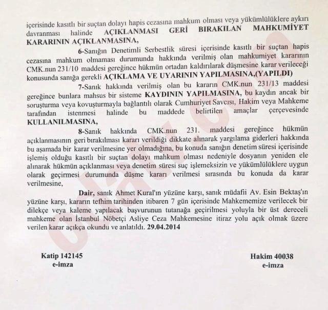 Tedavi ihtiyacı duymadım... Ahmet Kural'dan uyuşturucu açıklaması 3