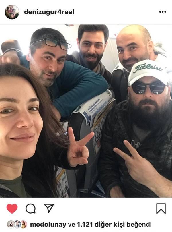 Avşar Filmin yapımcılığını üstlendiği ''Zalim İstanbul'' setinde yumruklar havada uçuştu 1