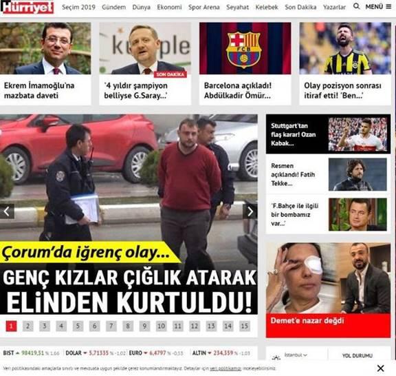 """Fatih Altaylı'dan Hürriyet'e """"Gazete misiniz, deve kuşu mu?"""" 1"""
