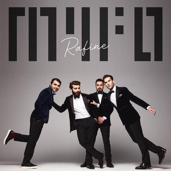"""MYFO'nun """"Rafine"""" albümü çıktı 1"""