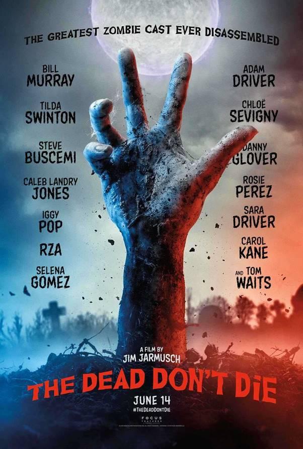 2019'un ilk zombi filmi The Dead Don't Die'den ilk fragman geldi 1