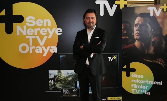 Türkiye'nin dijital televizyon platformu TV+ sizi sinemanın hayal kurduran dünyasına davet ediyor 1