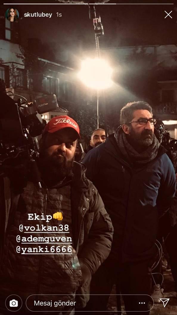 Avşar Filmin yapımcılığını üstlendiği ''Zalim İstanbul'' setinde yumruklar havada uçuştu 2