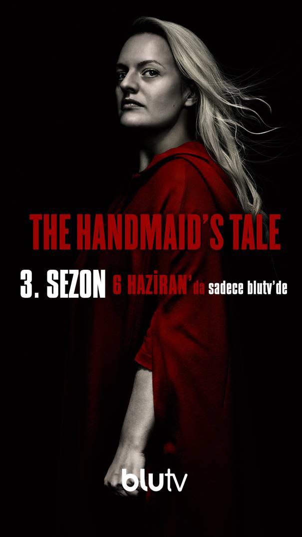 'The Handmaid's Tale'ın, 3. sezonun başlamasına günler kala yeni afişi görücüye çıktı 1