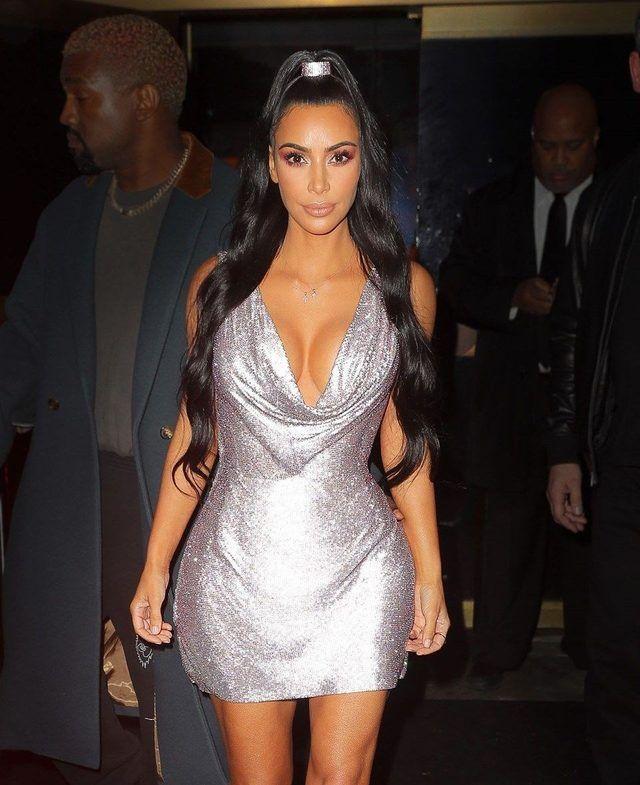 Tek bir gönderi için... Kim Kardashian'ın Instagram kazancı! 1