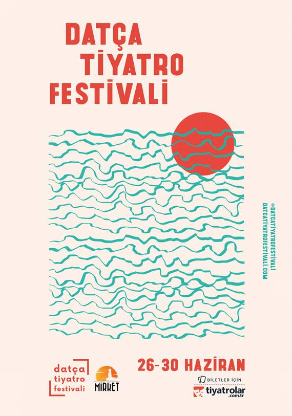 Datça Tiyatro Festivali bu yıl da sanatseverlerle buluşmak için gün sayıyor 1