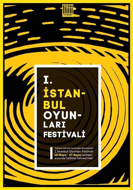 Ankara'da İstanbul Oyunları Festivali 1