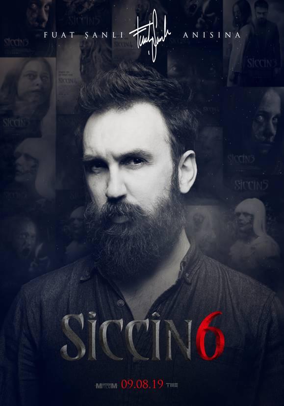 Siccin 6'dan saygı afişi 1
