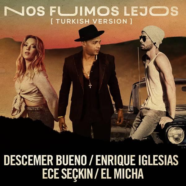 Enrique Iglesias'ın gözdesi Ece Seçkin 1