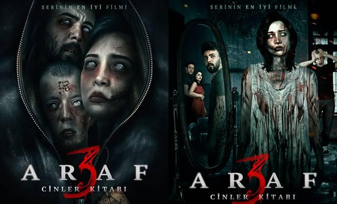 Araf 3 Cinler Kitabı filmi