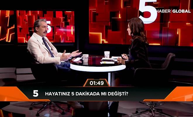 Erkan Petekkaya: Cem Yılmaz'ın önünde ceketimi iliklerim – GazeteMAG