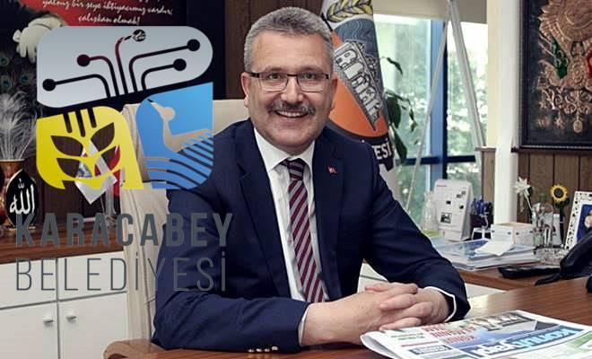 Karacabey Belediye Başkanı Ali Özkan
