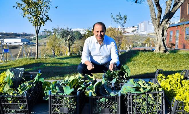 Beylikdüzü Belediye Başkanı Mehmet Murat Çalık