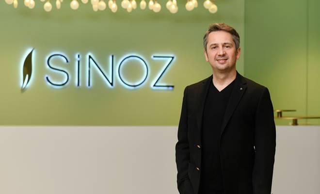 Sinoz Kozmetik CEO'su Yasin Çörekçi